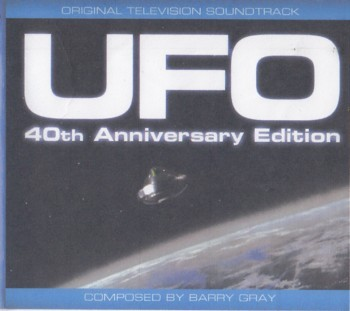 UFO 40th Anniversary Edition
